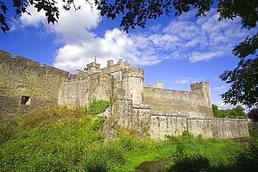 Cahir Castle, Cahir Town, County Tipperary, Munster, Republic of Ireland, Europe