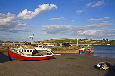 Boat, Youghal Town, County Cork, Munster, Republic of Ireland, Europe