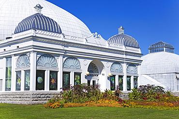 Botanical Gardens, Buffalo, New York State, United States of America, North America