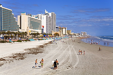 Beachfront hotels, Daytona Beach, Florida, United States of America, North America