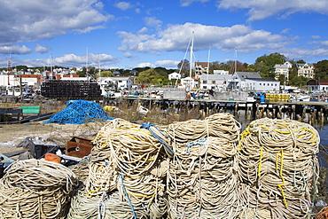Fish Pier, Gloucester, Cape Ann, Greater Boston Area, Massachusetts, New England, United States of America, North America