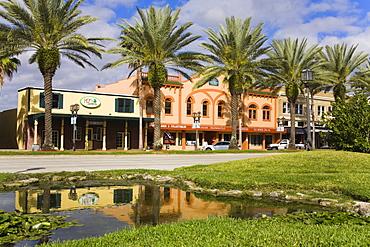 Historic Beach Street, Daytona, Florida, United States of America, North America