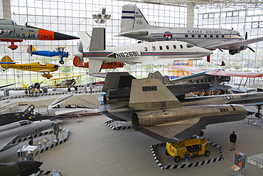 Museum of Flight, Seattle, Washington State, United States of America, North America