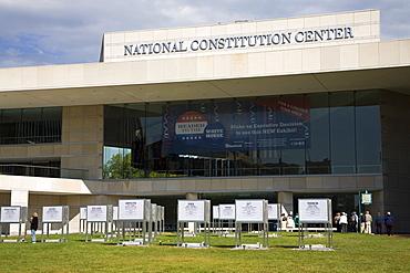 National Constitution Center, Philadelphia, Pennsylvania, United States of America, North America