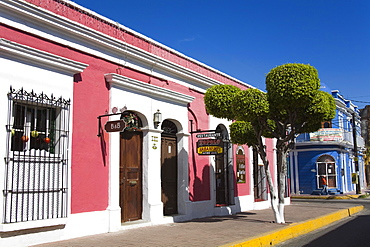 Bed and Breakfast, Old Town District, Mazatlan, Sinaloa State, Mexico, North America