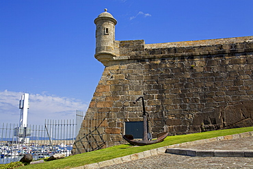 Castillo De San Anton and Archaeological Museum, La Coruna City, Galicia, Spain, Europe