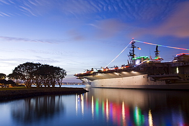 USS Midway Aircraft Carrier Museum, San Diego, California, United States of America, North America