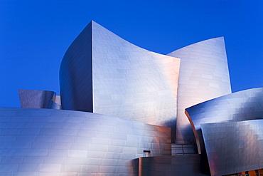 Walt Disney Concert Hall, Los Angeles, California, United States of America, North America