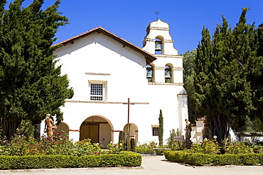 Mission San Juan Bautista, California, United States of America, North America