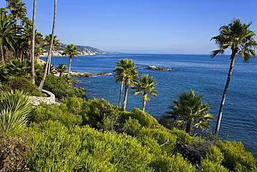Heisler Park in Laguna Beach, Orange County, California, United States of America, North America