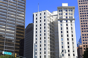 Historic Candler Building, Atlanta, Georgia, United States of America, North America
