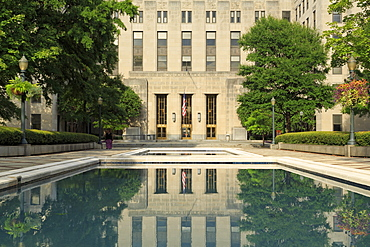 Jefferson County Courthouse in Linn Park, Birmingham, Alabama, United States of America, North America