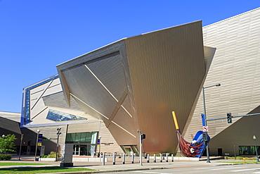 Denver Art Museum, Denver, Colorado, United States of America, North America