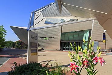 Denver Art Museum, Civic Center Cultural Complex, Denver, Colorado, United States of America, North America
