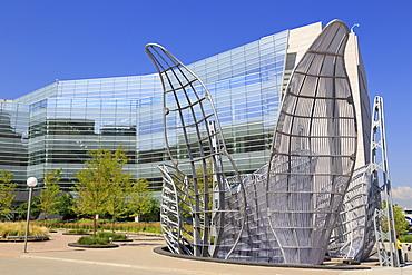 Lindsey-Flanigan Courthouse, Denver, Colorado, United States of America, North America
