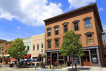Randolf Avenue, Huntsville, Alabama, United States of America, North America