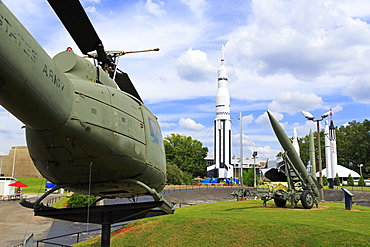 United States Space and Rocket Center, Huntsville, Alabama, United States of America, North America