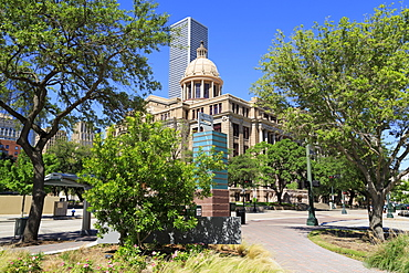 Harris County 1910 Courthouse, Houston,Texas, United States of America, North America