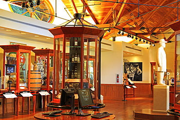 Jack Daniel's Distillery, Lynchburg, Nashville, Tennessee, United States of America, North America
