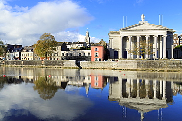 St, Mary's Church on Pope's Quay, Cork City, County Cork, Munster, Republic of Ireland, Europe