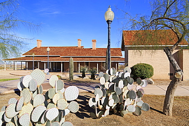 Yuma Quartermaster Depot State Historic Park, Yuma, Arizona, United States of America, North America