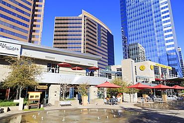 CityScape complex, Phoenix, Arizona, United States of America, North America