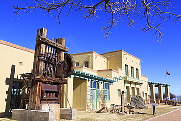 Jerome State Historic Park, Jerome, Arizona, United States of America, North America