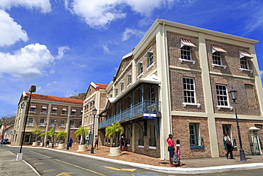 Government of Grenada Financial Complex, St. Georges, Grenada, Windward Islands, West Indies, Caribbean, Central America