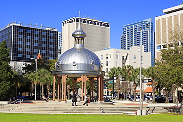 Courthouse Square, Tampa, Florida, United States of America, North America