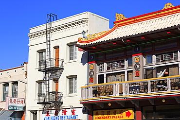 Chinatown, Oakland, California, United States of America, North America