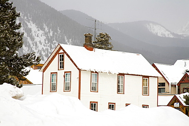 Frisco, Rocky Mountains, Colorado, United States of America, North America