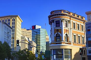 San Pablo Street, Oakland, California, United States of America, North America