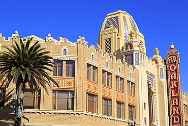 Historic Fox Theatre, Oakland, California, United States of America, North America