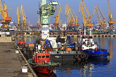 Port of Odessa, Crimea, Ukraine, Europe