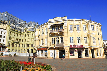 Bolshaya Moscowskaya Hotel, Odessa, Crimea, Ukraine, Europe