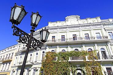 Sabaneev Street, Odessa, Crimea, Ukraine, Europe