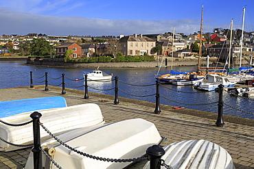 Yacht Marina, Kinsale Town, County Cork, Munster, Republic of Ireland, Europe