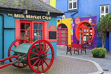 Newman's Mall, Kinsale Town, County Cork, Munster, Republic of Ireland, Europe