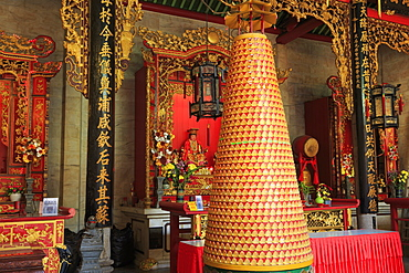 Hainan Temple, Georgetown, Penang Island, Malaysia, Southeast Asia, Asia