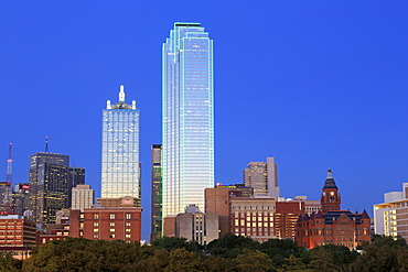 Bank of America Tower, Dallas, Texas, United States of America, North America