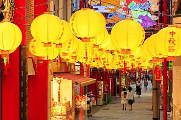 Chinatown, Nagasaki, Kyushu Island, Japan, Asia