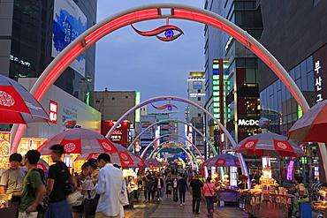 BIFF Square, Nampo District, Busan, South Korea, Asia