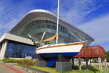 National Maritime Museum, Busan, South Korea, Asia