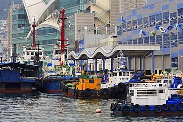 Jagalchi Fish Market, Nampo District, Busan, South Korea, Asia