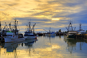Steveston Fishing Village, Vancouver, British Columbia, Canada, North America