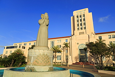 County Administration Center, San Diego, California, United States of America, North America