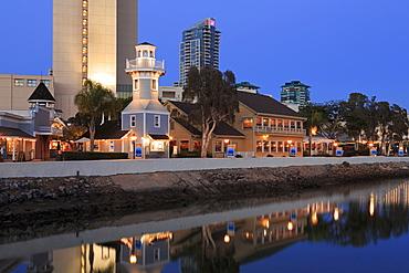 Embarcadero Marina, San Diego, California, United States of America, North America