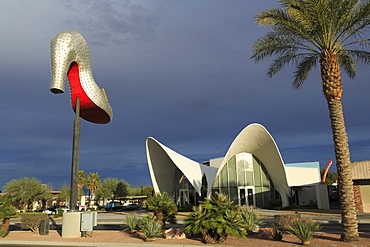 Neon Museum, Downtown District, Las Vegas, Nevada, United States of America, North America