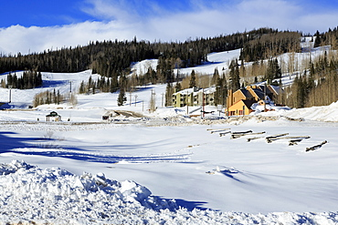 Brian Head Ski Resort, Utah, United States of America, North America
