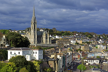 St. Colman's Cathedral, Cobh, County Cork, Munster, Republic of Ireland, Europe